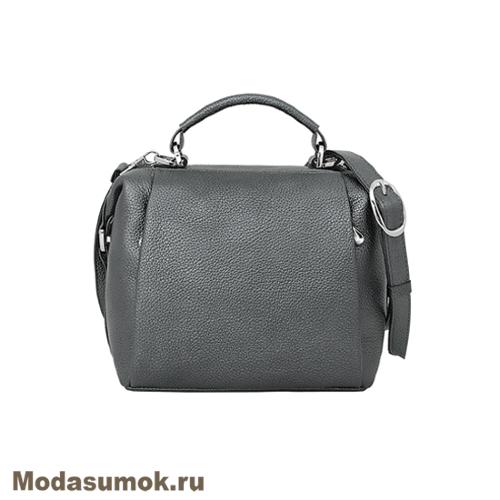 11726b004a71 Женская сумка из натуральной кожи Protege Ц-329 хаки металлик купить ...